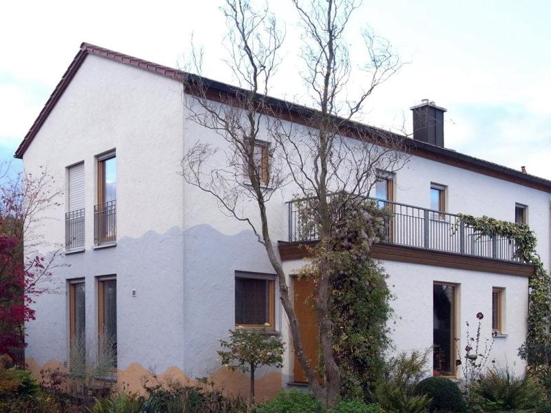 Einfamilienhaus DRE Erbshausen