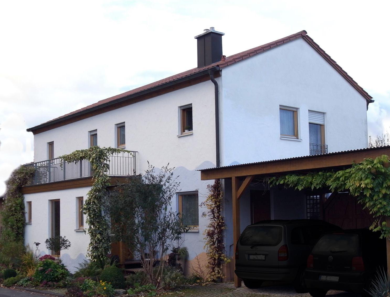 Würzburg Einfamilienhaus Würzburg Straße