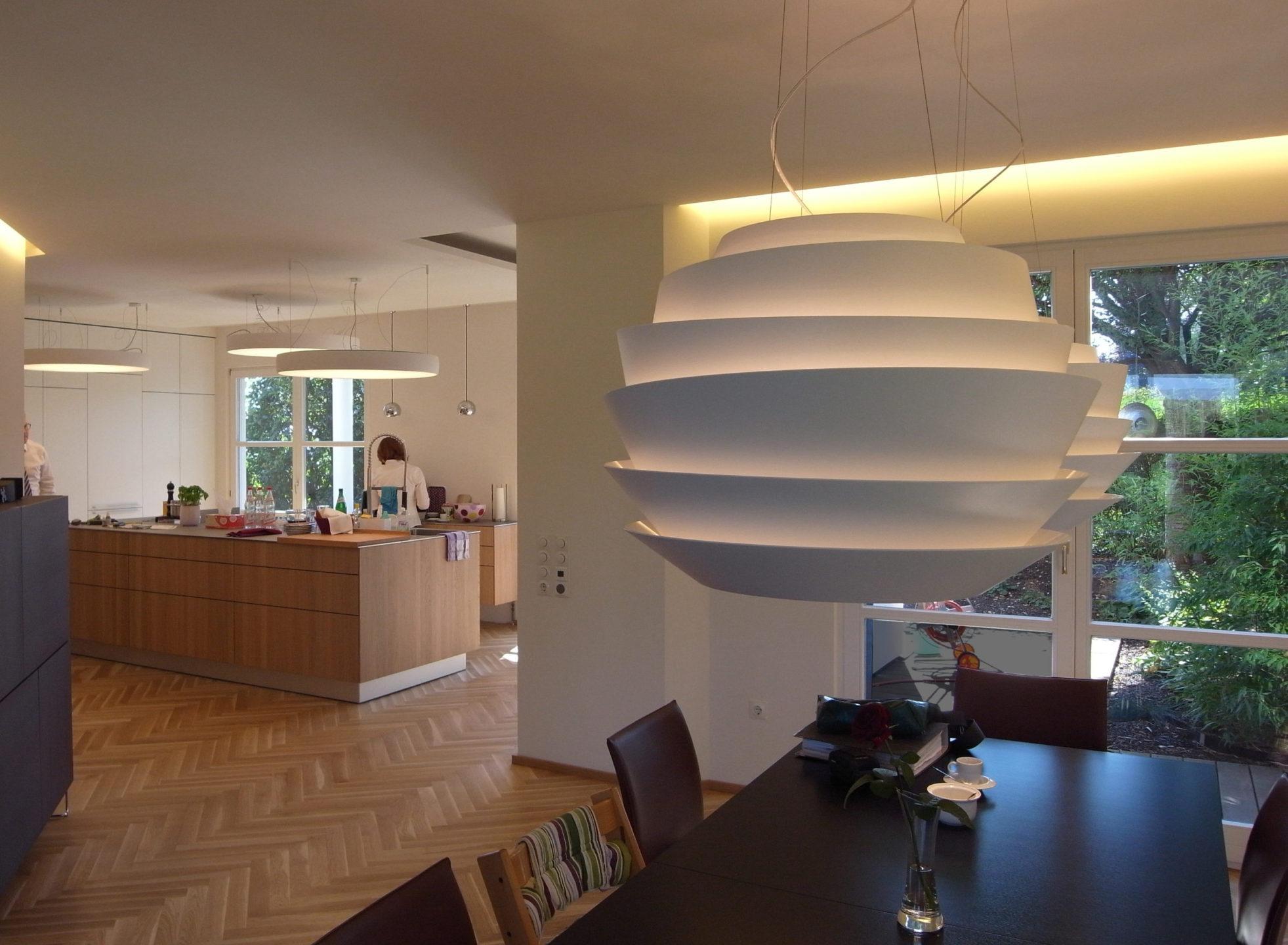 Innenarchitektur Kitzingen Würzburg Einfamilienhaus gehobener Standard