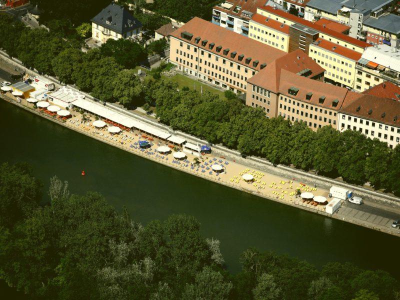 Stadtstrand Würzburg