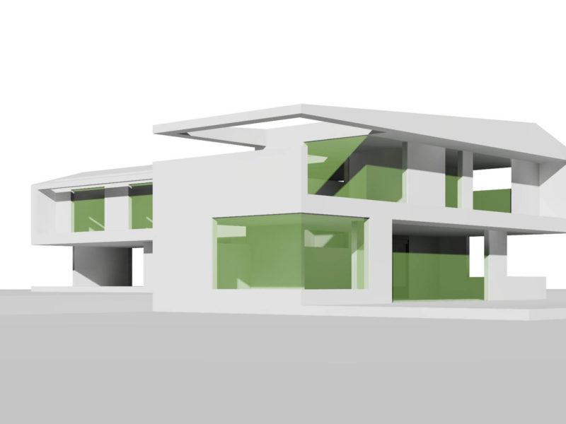 Einfamilienhaus mit kleiner Praxis in Kitzingen