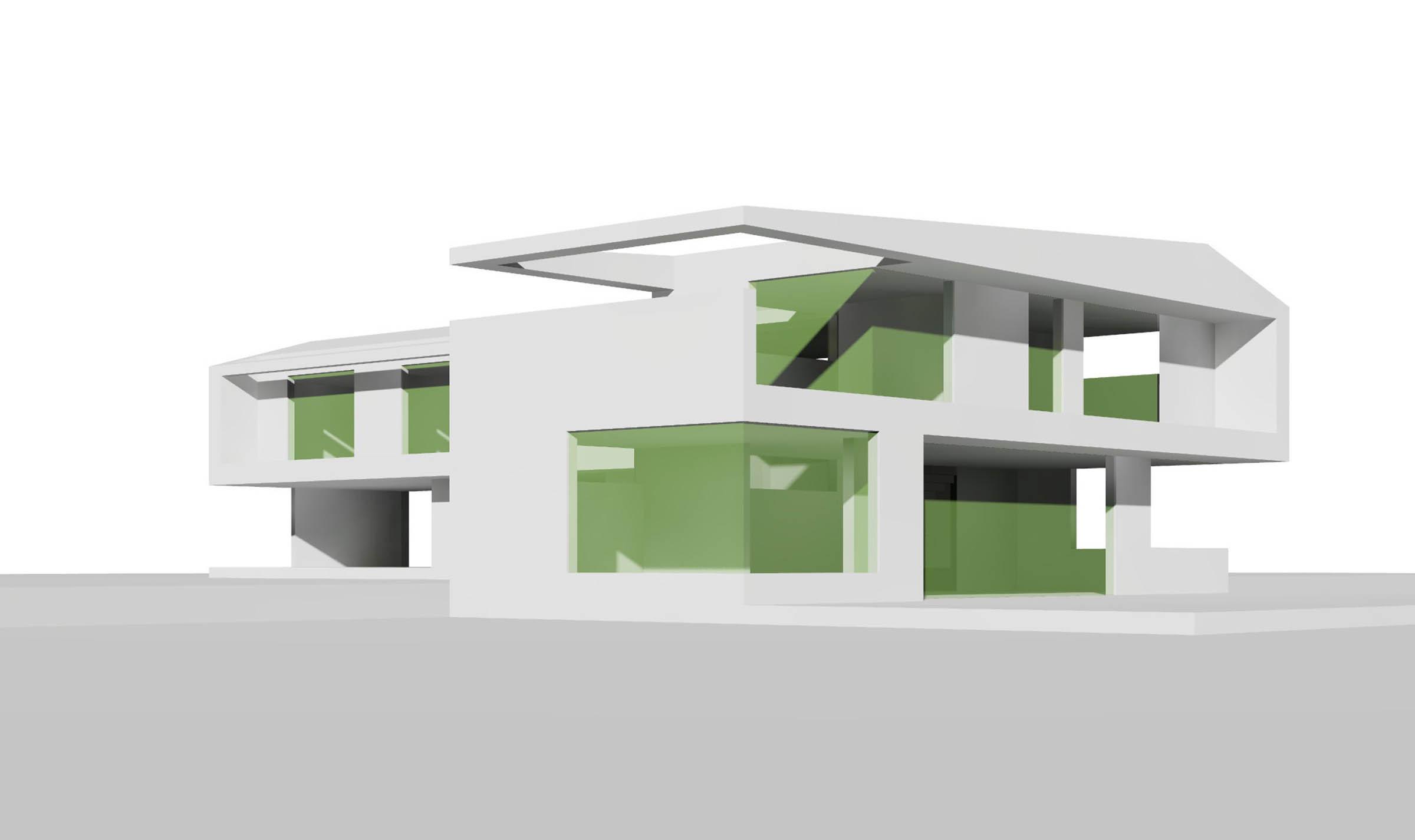 Einfamilienhaus mit Einlieger-Büro Kitzingen Perspektive