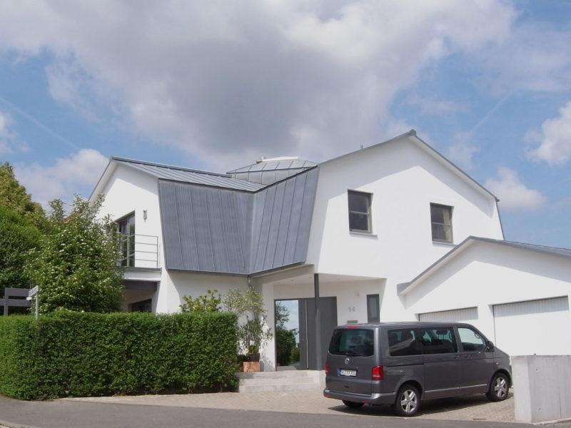 Umbau Einfamilienhaus Kitzingen