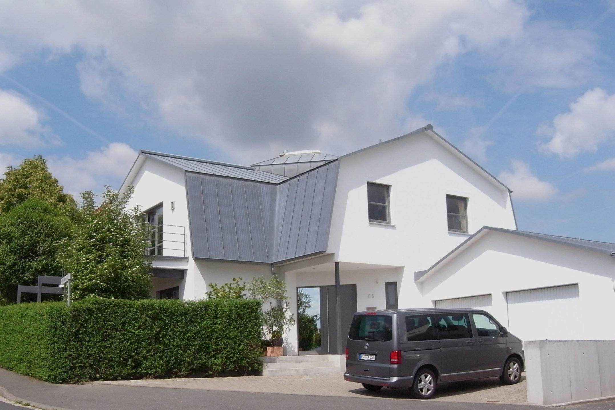 Einfamilienhaus WEB Kitzingen Würzburg